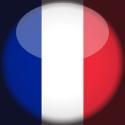 Icône drapeau français